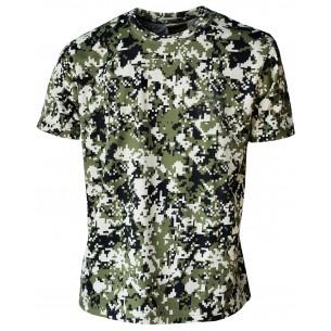 Camiseta Benisport Pixelada M/C 468