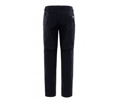 The North Face W Convertible Exploration Black