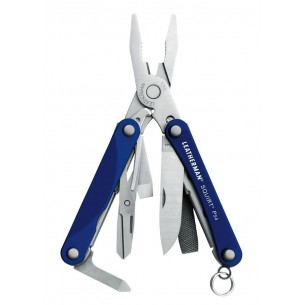 Leatherman Squirt PS4 Azul 831231