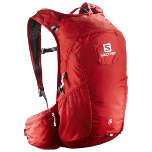 Salomon Mochila Trail 20 Brigh Red