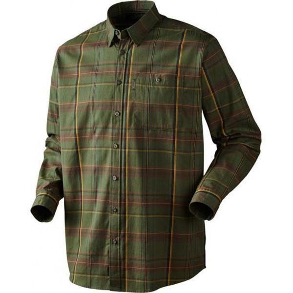 Camisa Seeland Hammond Inca Gold Check
