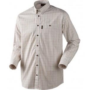 Camisa Seeland Nigel Bleached Check