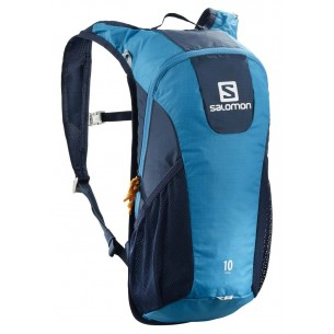 Salomon Mochila Trail 10 Hawaiian Surf/Dress Blue