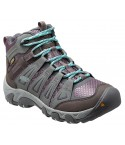 Bota Keen Oakridge Mid Waterproof Gray Shark