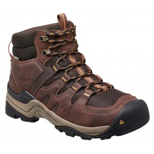 Bota Keen Gypsum II Mid Waterproof Coffee Bean Bronze Mist