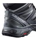 Salomon X Ultra 3 Mid GTX Black India Ink