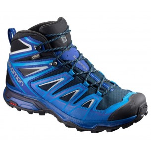 Salomon X Ultra 3 Mid GTX Navy Blaze