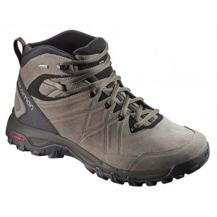 Salomon Evasion 2 Mid Leather GTX Bungee Cord