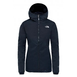 The North Face W Quest Insulated TNF Black