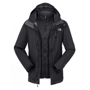 The North Face Solaris Triclimate TNF Black