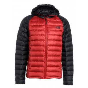 The North Face Trevail Hoodie Crandall Red