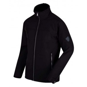 Regatta Castiel Softshell Black RML140