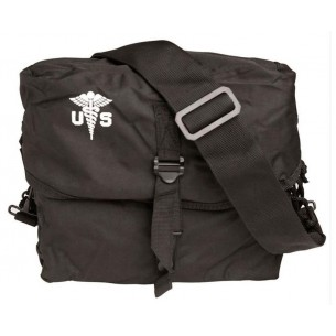 Mil-Tec Us Medical Kit Bag Black 13725002