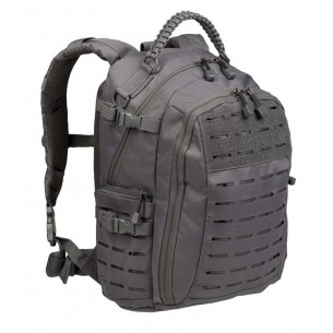 Mochila Mil-Tec Mission Pack Laser Cut SM 20L. Urban Grey 14046008