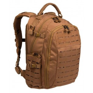 Mochila Mil-Tec Mission Pack Laser Cut SM 20L. Dark Coyote 14046019