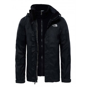 The North Face Evolve II Triclimate TNF Black