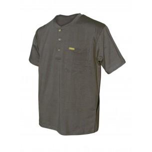 Camiseta Benisport Algodón Verde M/C 411