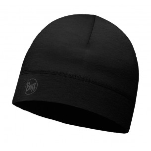 Buff Gorro Thermonet Solid Black 115346.999.10.00