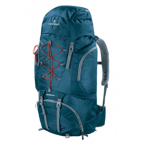 Mochila Ferrino Narrows 70 Litros Blue 75017B