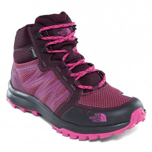 The North Face Litewave Fastpack Mid GTX Galaxy Purple