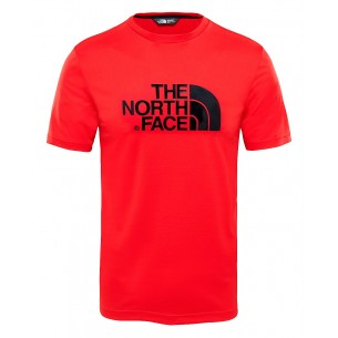 The North Face Tanken Tee High Risk Red