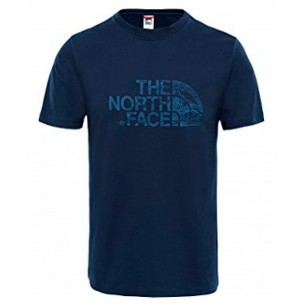 The North Face Wood Dome Tee Urban Navy
