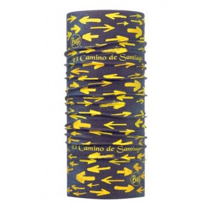 Buff Camino Santiago Arrow Denim 117277.788.10.00