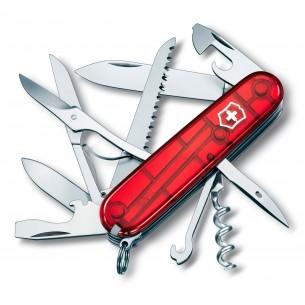 Victorinox Huntsman Rojo Trans. 13713.T