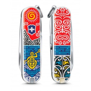 Victorinox Classic Limited Edition 2018 New Zealand 0.6223.L1806
