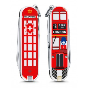Victorinox Classic Limited Edition 2018 A Trip to London 0.6223.L1808