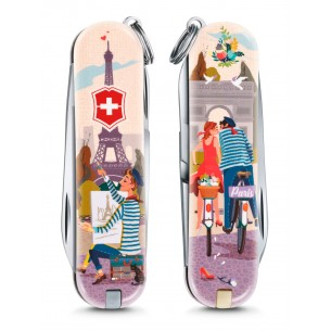 Victorinox Classic Limited Edition 2018 The City of Love 0.6223.L1810