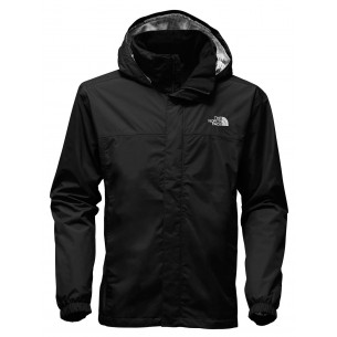 The North Face Resolve 2 Black White