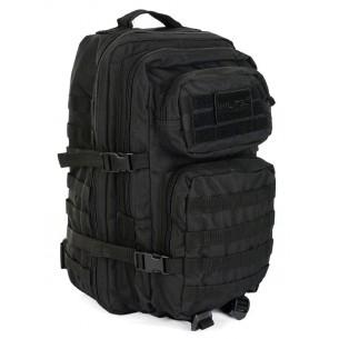 Mochila Táctica US Assault MIL-TEC 36 Litros Negro