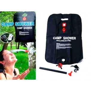Ducha Solar 20 Litros Camp Shower 39024