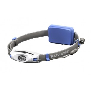 Frontal Led Lenser Neo 4 Azul 240 Lúmenes 500914