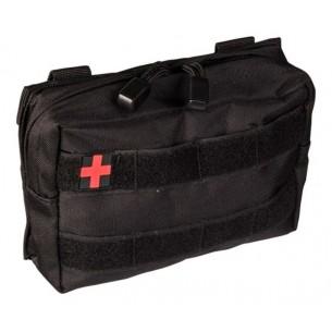 Mil-Tec Kit Primeros Auxilios Leina Pro 25 Negro 16025302