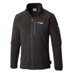 Columbia Chaqueta Polar Titan Pass 2.0 Black