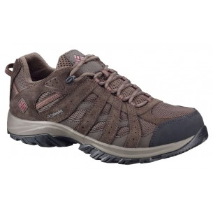 Columbia Canyon Point Waterproof Mud Red Element