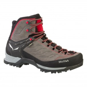 Salewa MS MTN Trainer Mid GTX charcoal/papavero