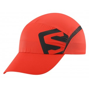 Salomon XA Cap Fiery Red/Black