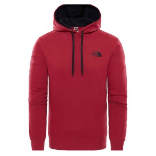 The North Face Sudadera Seasonal Drew Peak Rumba Red