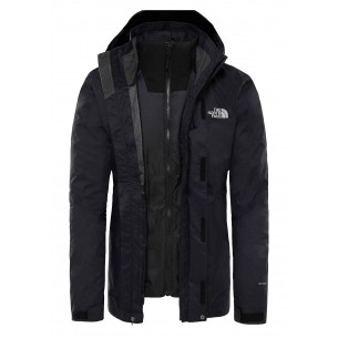 The North Face Chaqueta Kabru Triclimate Black