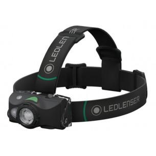 Frontal Led Lenser MH8 Negro 600 Lúmenes Recargable 500972
