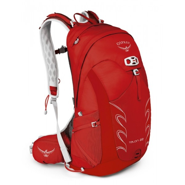 Osprey Talon Martian Red 22 Litros M/L