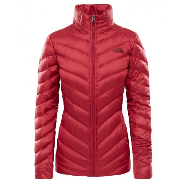 The North Face W Trevail Rumba Red