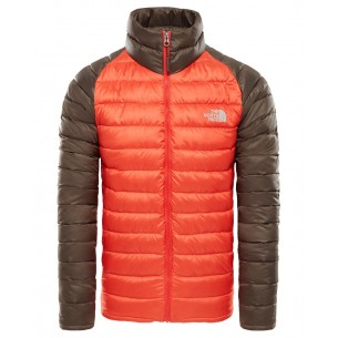 The North Face Trevail Fiery Red