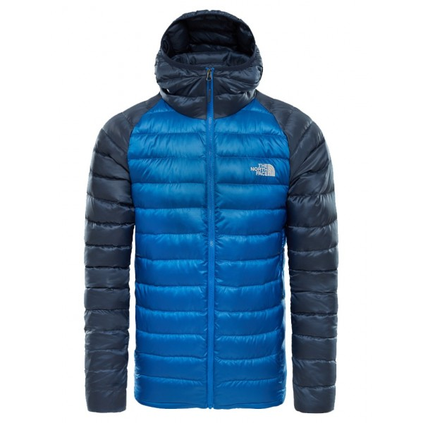 The North Face Trevail Fix Hood Turkish Sea