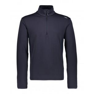 Pullover CMP Campagnolo Man Fleece Azul Oscuro 3G10747 N950