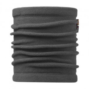 Buff Polar Neckwarmer Polartec Solid Grey 113125.937.10.00