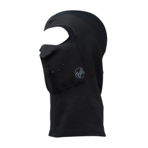 Buff Balaclava Cross Tech Solid Black M/L 113353.999.25.00